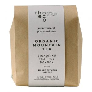 Rhoeco Monovarietals Organic Mountain Tea